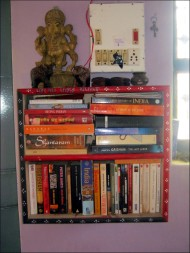 Small library for guests