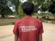 Lost Gardens of Khajuraho