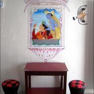 Radha & Krishna Room