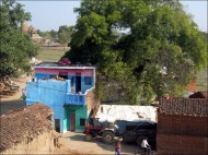 Vamana Temple, viewed from our rooftop